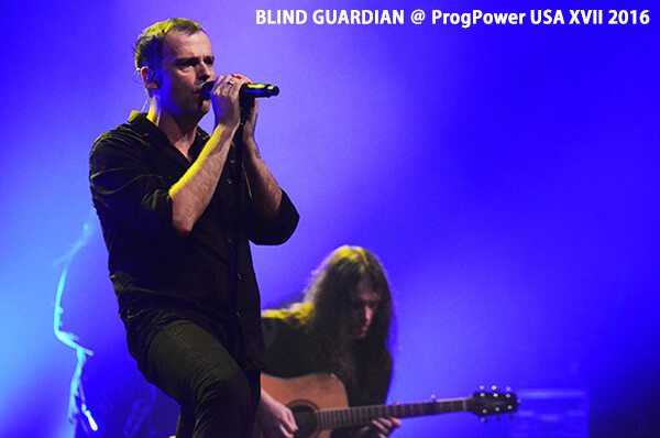 BLIND GUARDIAN @ ProgPower USA XVII 2016
