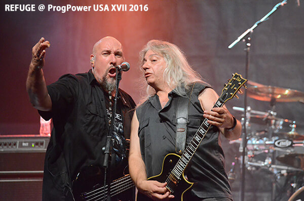 REFUGE @ ProgPower USA XVII 2016