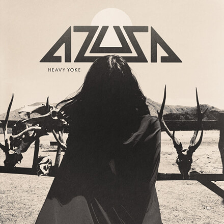 HEAVY YOKE/AZUSA 元ディリンジャー・エスケイプ・プランのリアムによるプログレッシヴ激烈バンド