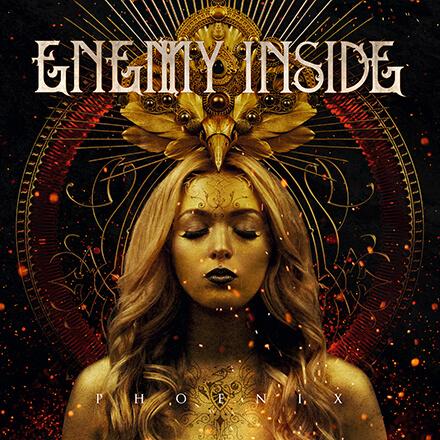 PHOENIX/ENEMY INSIDE 洗練された音像とネオ・クラシカルなギターが眩しいデビュー作