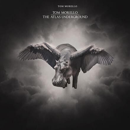 THE ATLAS UNDERGROUND/TOM MORELLO ヒップホップ/ソウル界隈の名手たちとのコラボによるソロ名義の1st