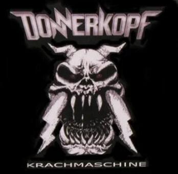 DONNERKOPF - KRACHMASCHINE