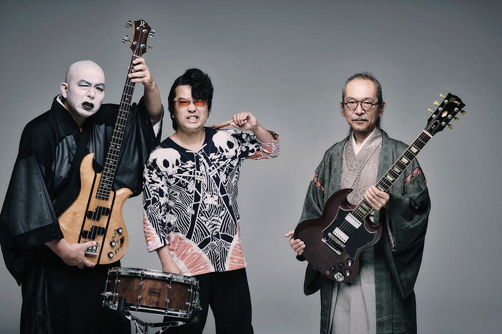 和嶋慎治/鈴木研一/ナカジマノブ 人間椅子インタビュー・ダイジェスト ヤング・ギター2020年1月号