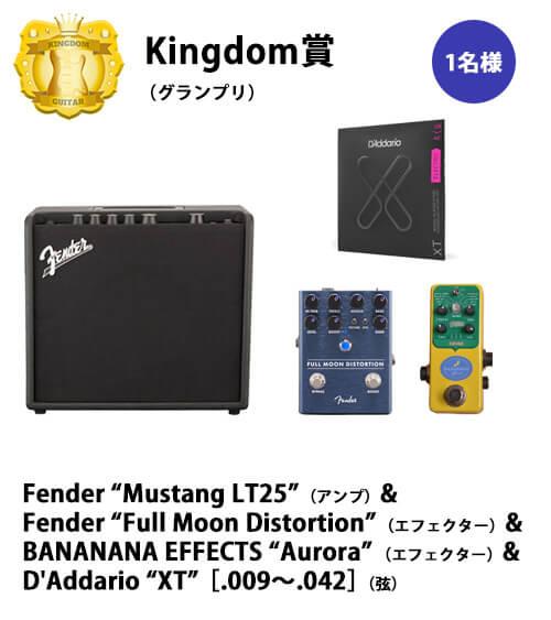 Kingdom賞(グランプリ)