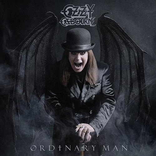 ORDINARY MAN/OZZY OSBOURNE 約10年ぶり、暗黒の帝王オジー渾身の復活作