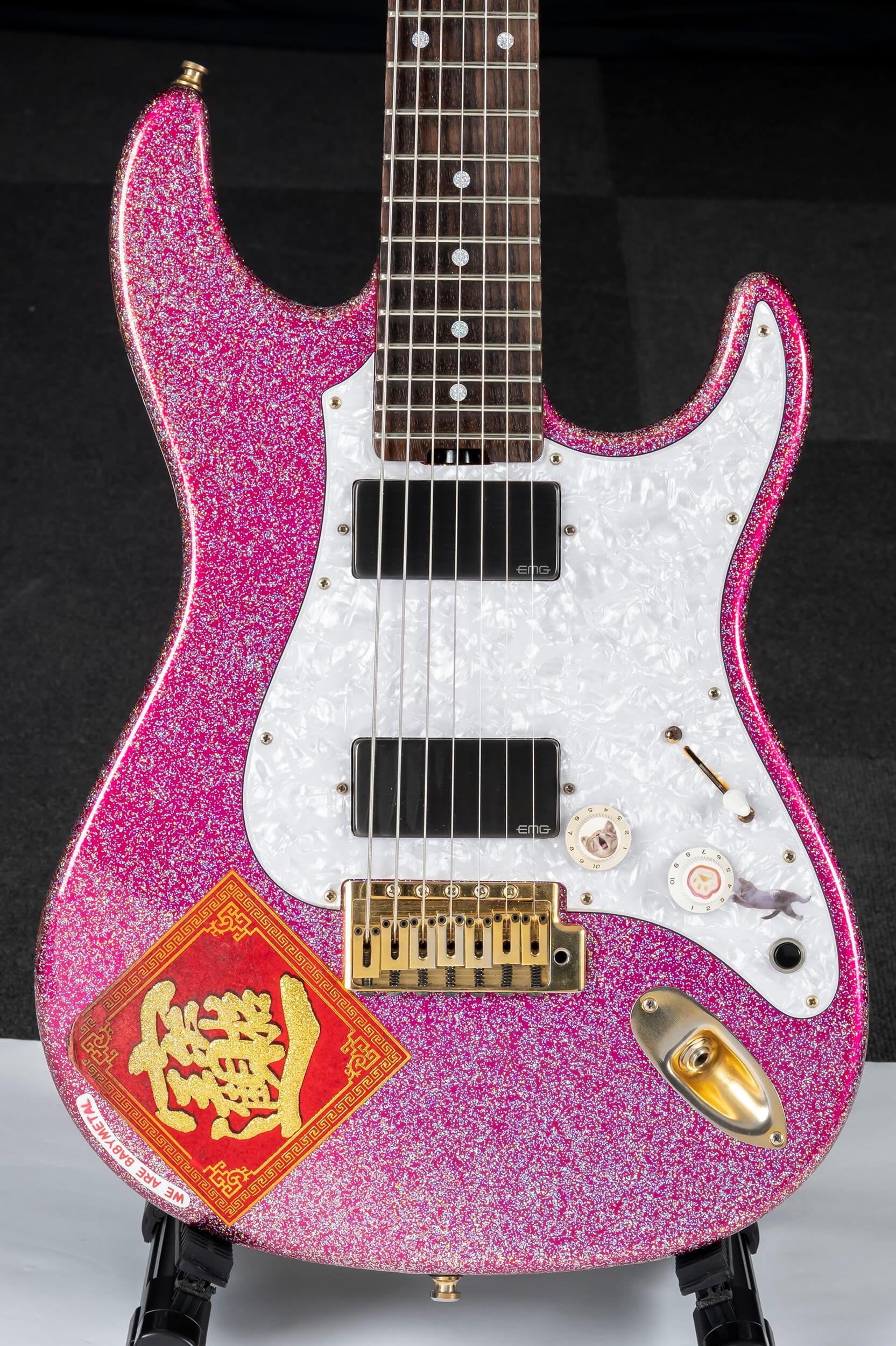 Twinkle Pink 05