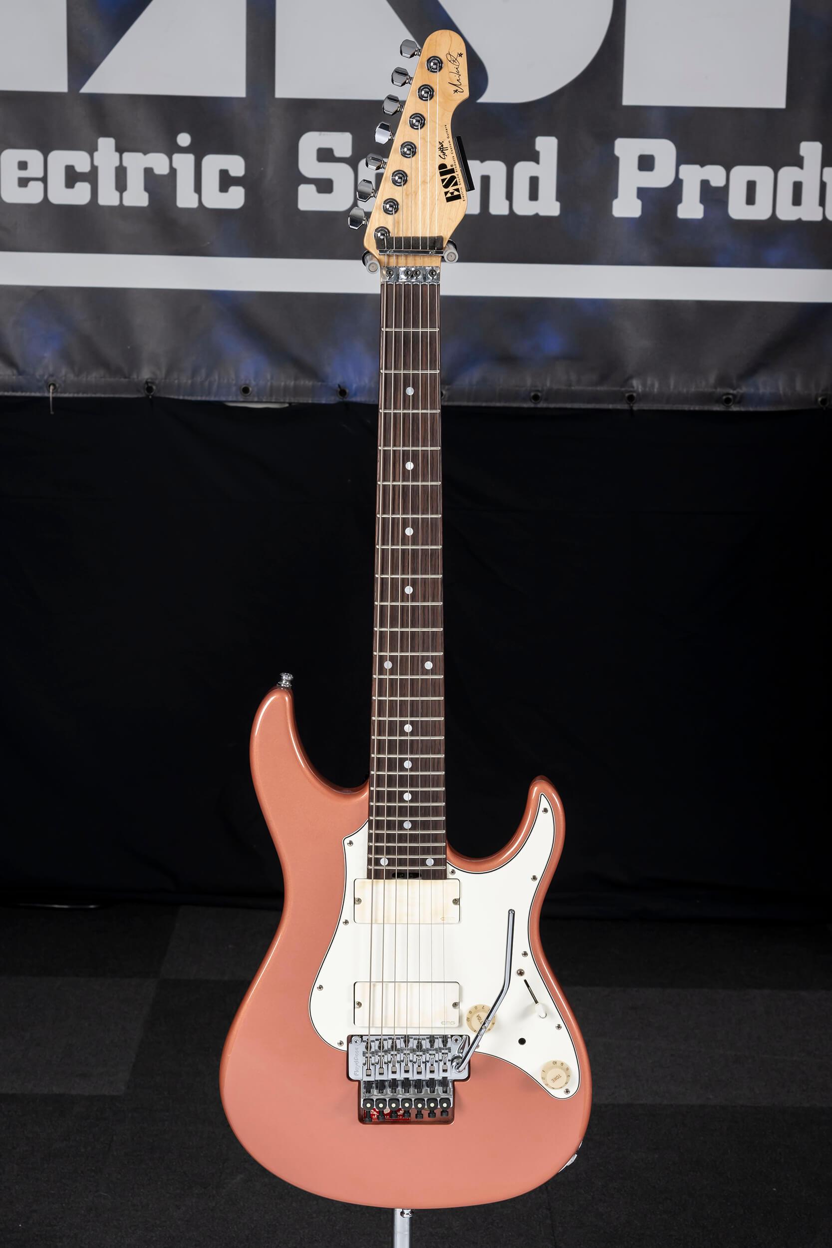 ESP SNAPPER-7 Fujioka Custom