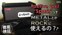 Positive Grid Spark