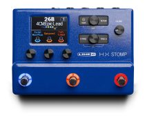 HX Stomp Lightining Blue