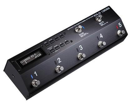 ES-5(エフェクト・スイッチング・システム)