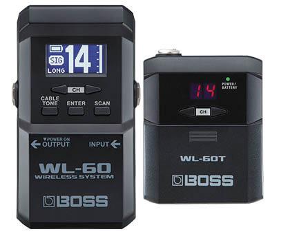 WL-60(ワイヤレス・システム)