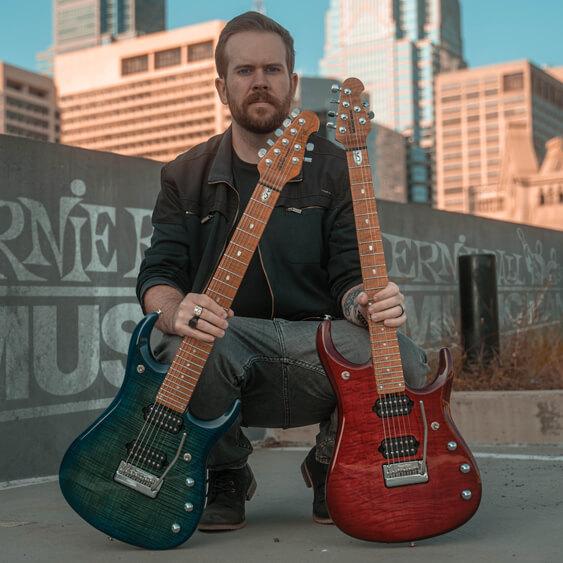クリス・ケリー(ex-ギャラクティック・エンパイア)のソロ曲第2弾「Stir Crazy」がリリース