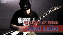 アレキシ・ライホ2013年6月号付録DVD映像