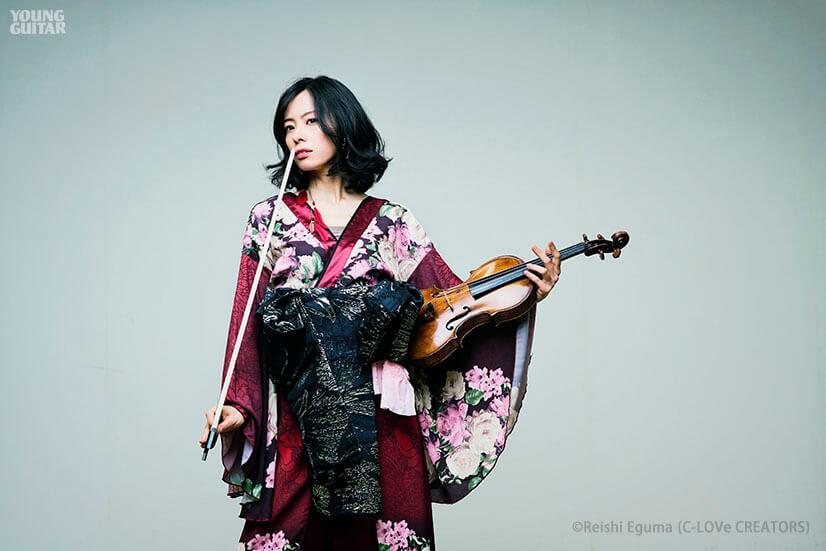 星野沙織 - violin 2