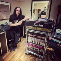 Daniel in studio 1