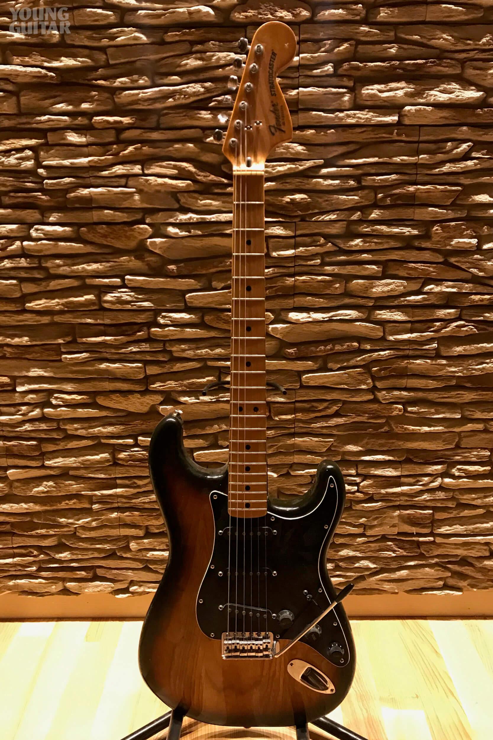 Kai Hansen - Fender: Stratocaster