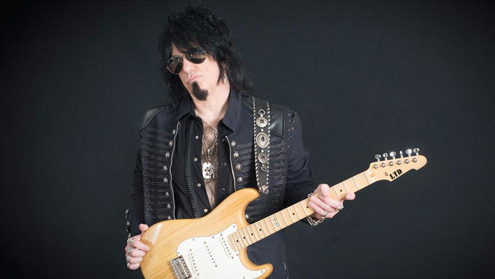 「音楽性豊かにギターを聴かせるのは決して簡単なことじゃない」ジョー・スタンプ:ヤング・ギター8月号本誌未掲載インタビュー